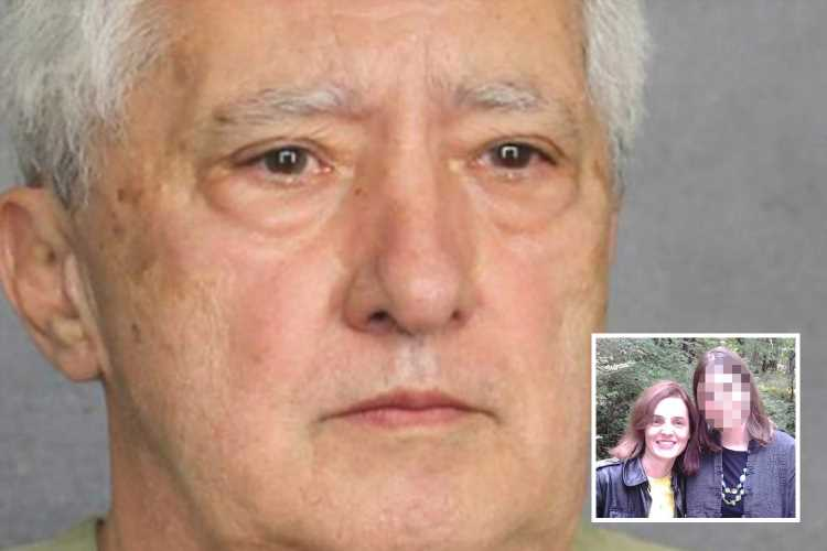 Maniac OAP, 73, shoots nagging and 'disrespectful' wife dead 'because she wouldn't shut up'