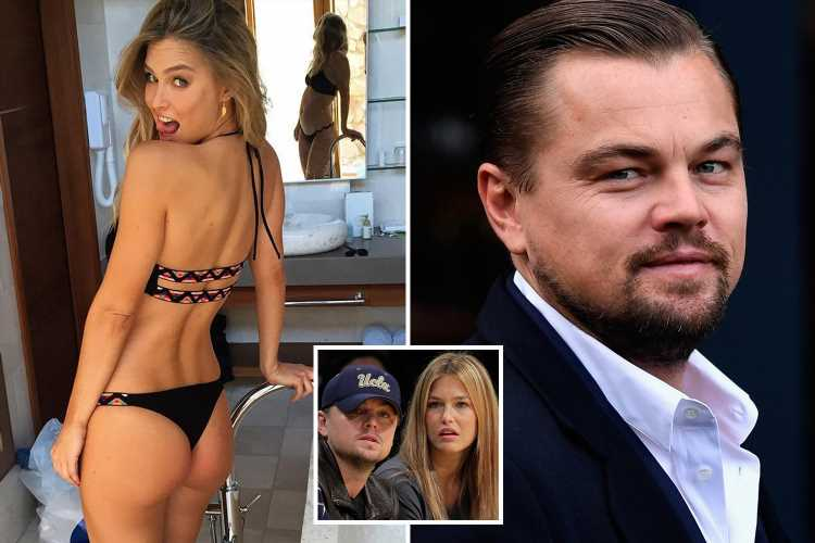 Supermodel Bar Refaeli ordered to pay MILLIONS in 'dodged' tax after lying about living with ex boyfriend Leonardo DiCaprio in America
