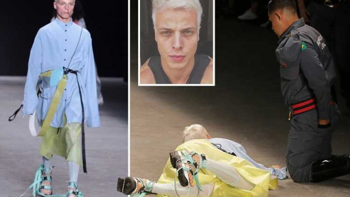 Model Tales Soares who collapsed and died on Sao Paulo catwalk suffered from undiagnosed heart disease, autopsy reveals