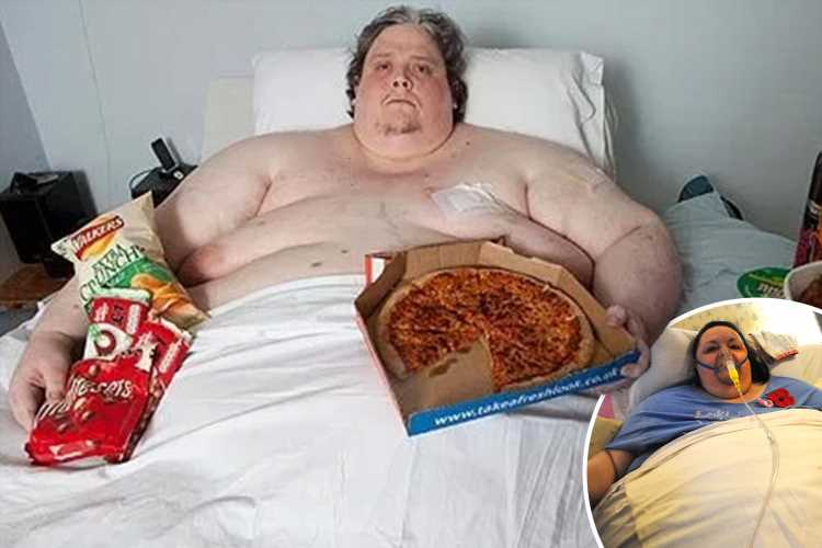 60 Stone & House-Trapped features morbidly obese people so unhealthy two of them have died