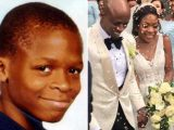 Murdered Damilola Taylor remembered with minute's silence at brother's wedding