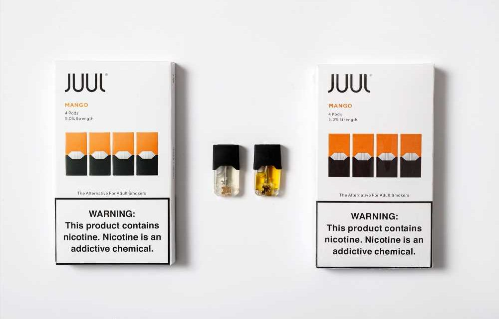 JUUL e-cigarette maker sees its valuation top $38B
