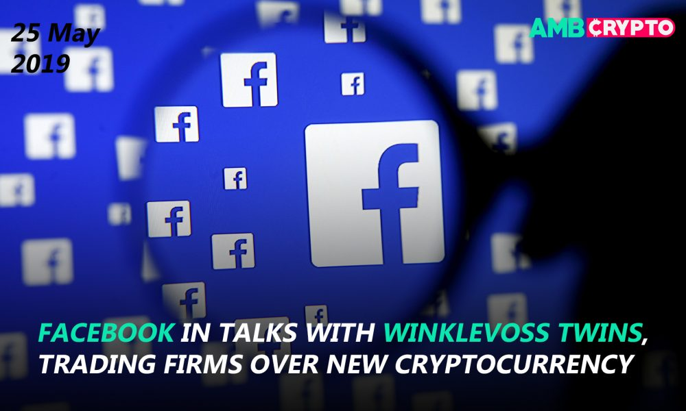 Tether's [USDT] market capitalization hits all-time high, Facebook in talks with Winklevoss twins, trading firms over new cryptocurrency and more