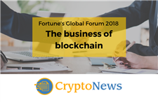 Accenture & JP Morgan Executives Talk on Fortune Blockchain Panel