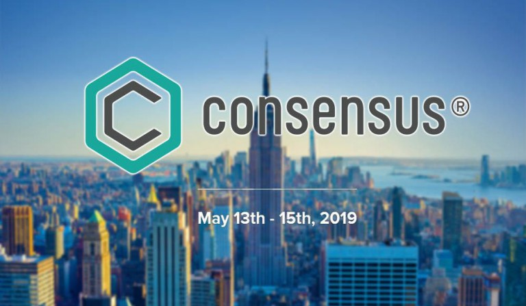 Cryptocurrency and Blockchain Meetup Event – Consensus 2019