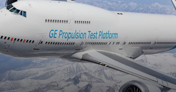 Blockchain For Aircraft Parts Developed By GE Aviation, Microcsoft