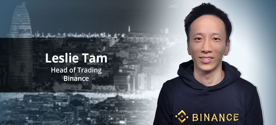 Leslie Tam Joins the Barcelona Trading Conference