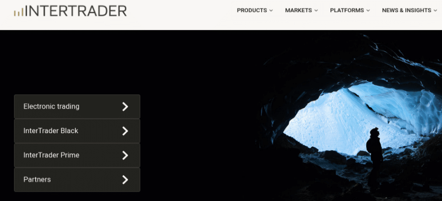 Following Acquisitions, InterTrader Launches New Website