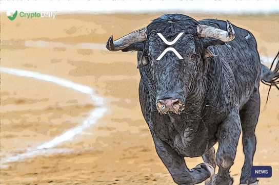 XRP Making Moves Towards Bull Run