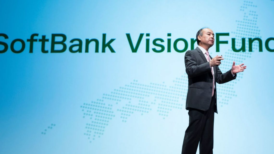 SoftBank is launching a second version of its $100 billion fund driving Silicon Valley valuations