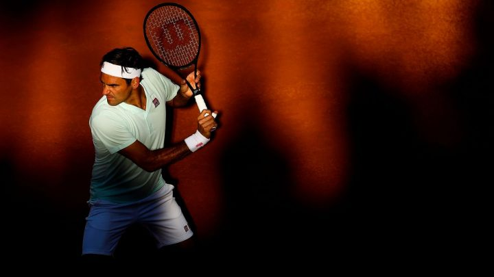 Federer Returns to Play At French Open After 4-Year Absence