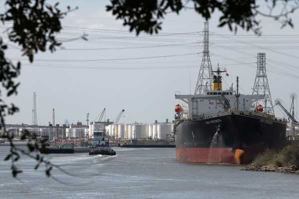 Houston Ship Channel Reopens After Crash Polluted Air and Water