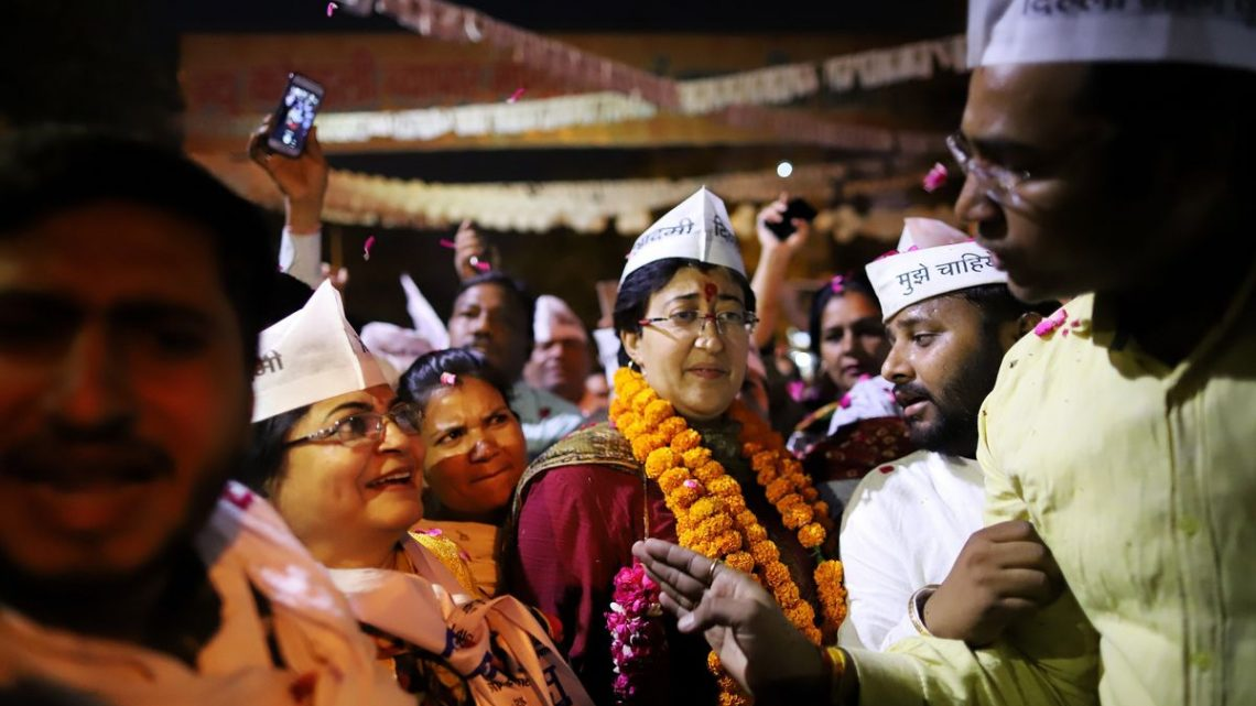 A New Generation of Liberal Leaders Is Shaking Up Indian Politics