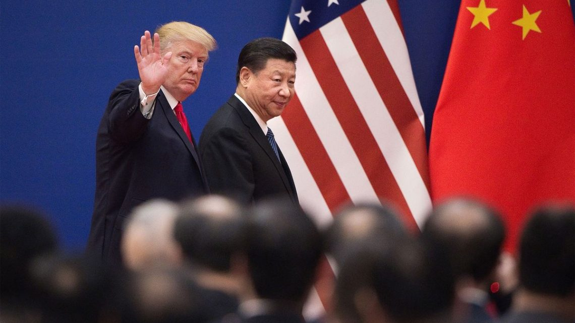 Trump-China Trade Fight Unfolds as Deeper Conflict Takes Shape