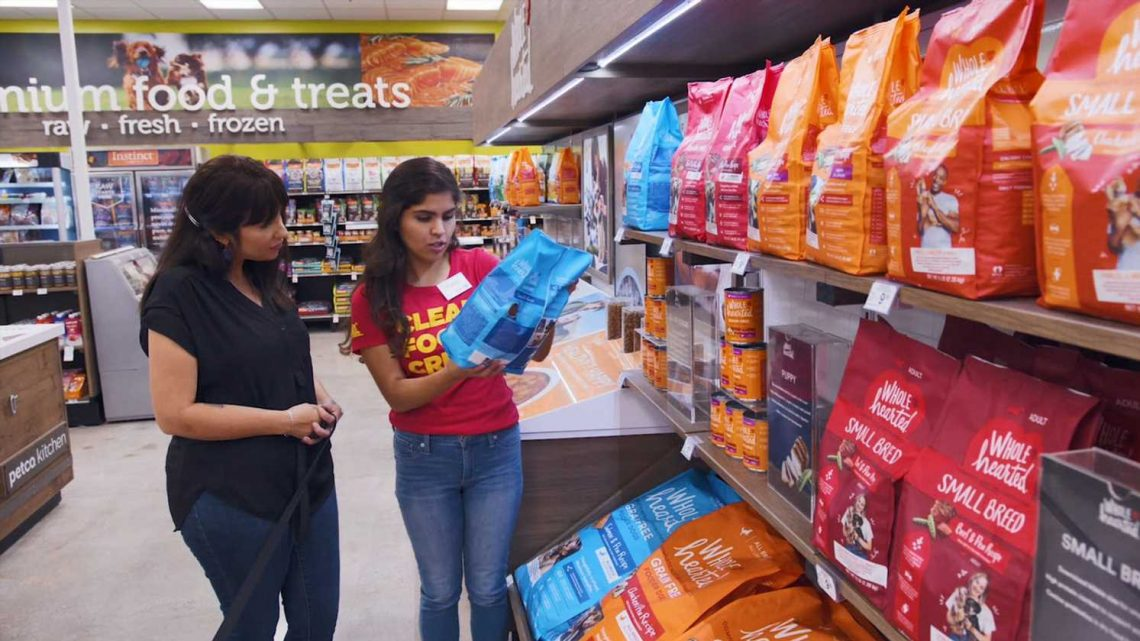 Petco offering a free upgrade to artificial-free pet food with May 18-19 trade-in events