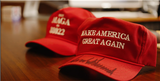 Trump campaign keeping millionth MAGA hat under lock and key, for contest giveaway