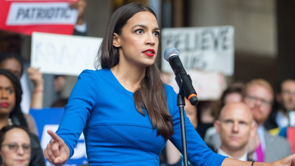 'Beauty fades, stupid's forever': A Fox host says Alexandria Ocasio-Cortez 'photographs well' but questions whether she 'matters'