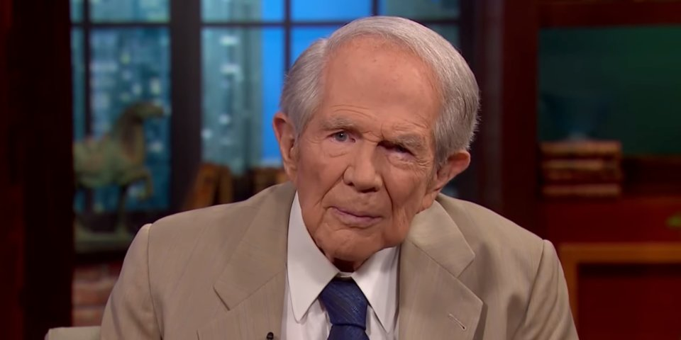 Conservative televangelist Pat Robertson says Alabama's 'extreme' anti-abortion law goes too far