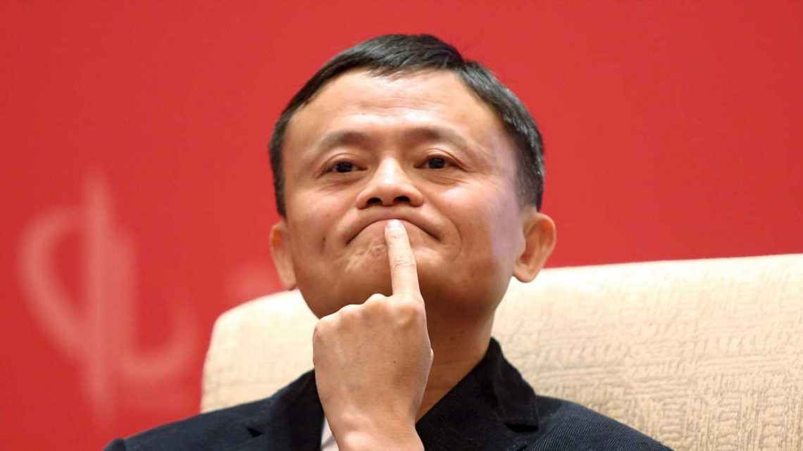 Jack Ma says he will go back to teaching when he retires from Alibaba this September