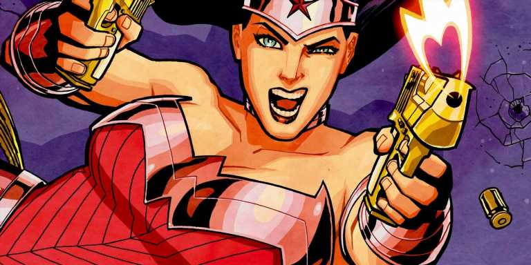 Alexandria Ocasio-Cortez now has her own Wonder Woman-style comic book that's being sold for $100 online, and DC Comics isn't happy about it