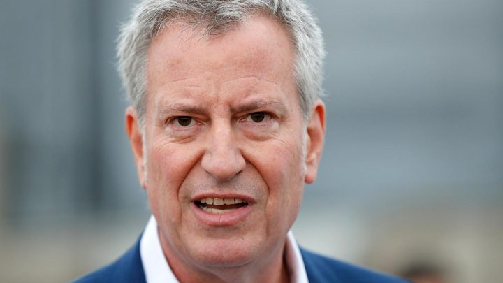 Rachel Tripp: Bill de Blasio is a terrible mayor. So how could he be a good president?