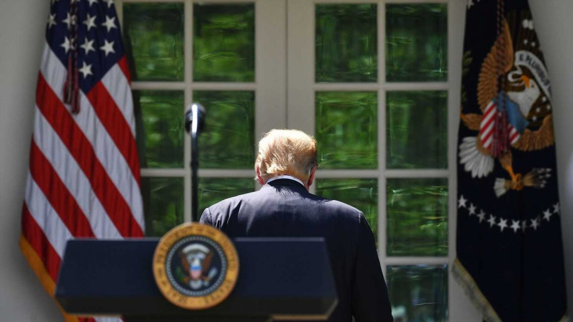 Commander in chief Donald Trump, threatening 'official end of Iran' is not the endgame America needs
