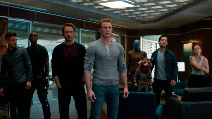 'Avengers' tops weekend box office in third weekend