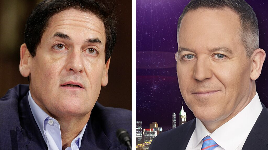Greg Gutfeld backs Mark Cuban's claim there isn't a Democrat 'right now' who can beat Trump in 2020