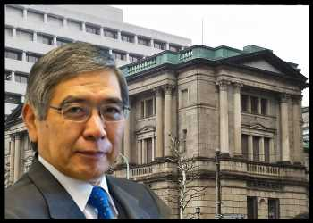 BoJ's Kuroda Says Extremely Low Rates Likely To Remain Beyond H1 2020