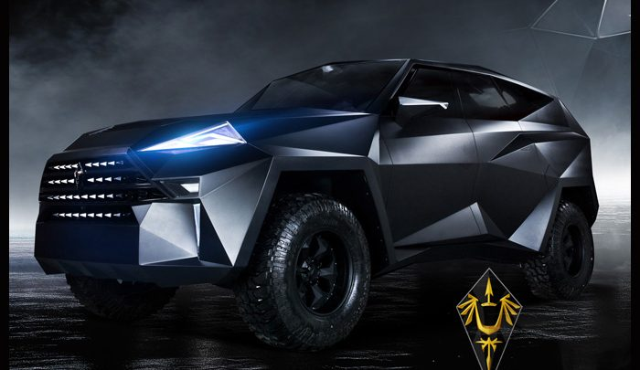 $2 Million SUV Will Blow Your Mind