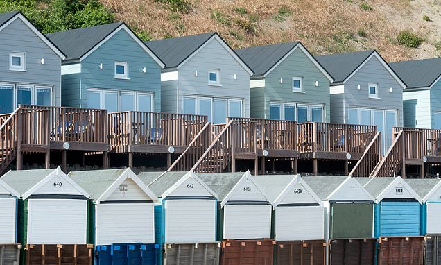 Bournemouth lodges could spell the end of the traditional beach hut