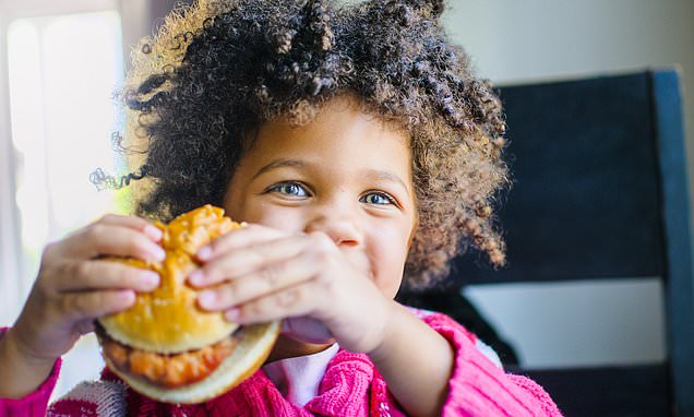 70% of children's meals at chain restaurants contain too much fat