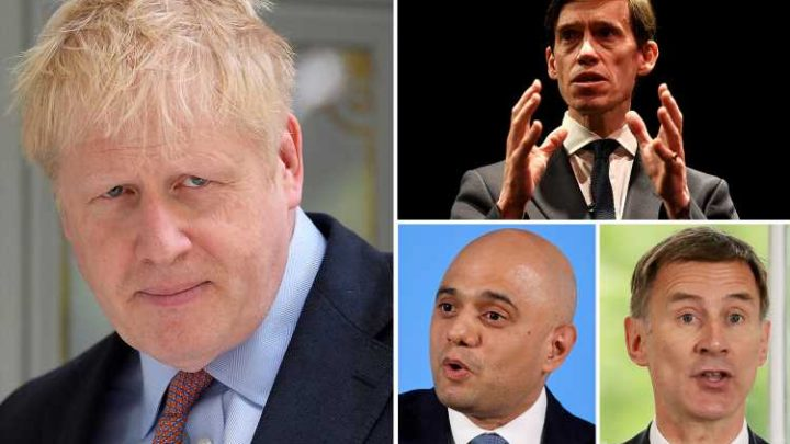 Boris Johnson rejects 'secret coronation' plan to crown him Tory leader without vote saying it would be 'totally wrong'