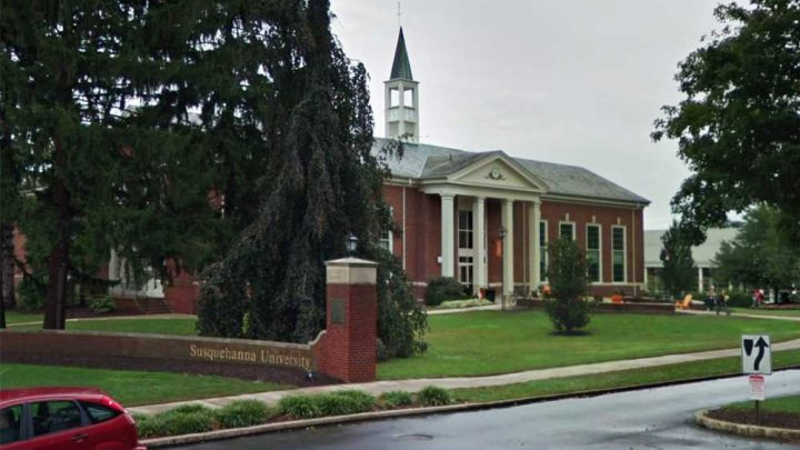 Woman charged with raping female roommate at Susquehanna University