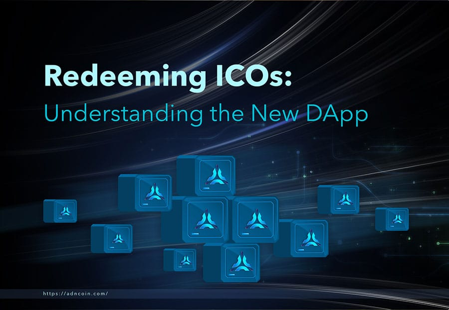 Redeeming ICOs: Understanding the New DApp System as Explained by ADN's Einstein