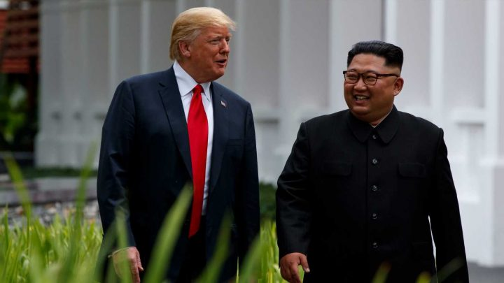 Donald Trump looks for 'handshake' with Kim Jong Un; may step onto North Korean soil