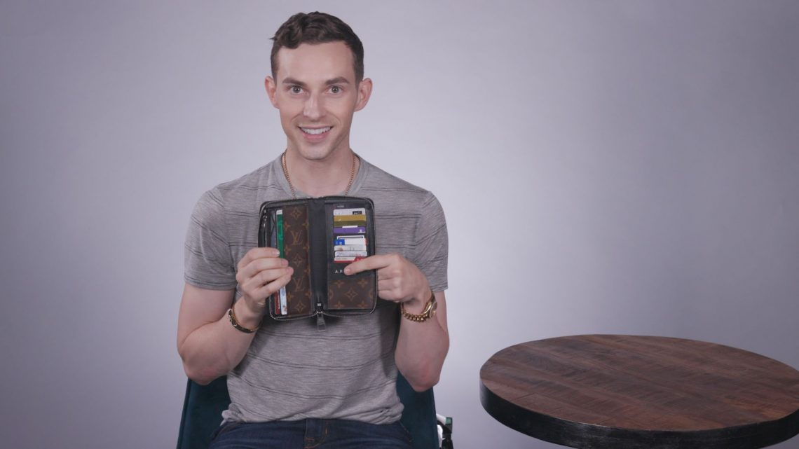 Here's why Adam Rippon should get a gold medal for managing his credit cards