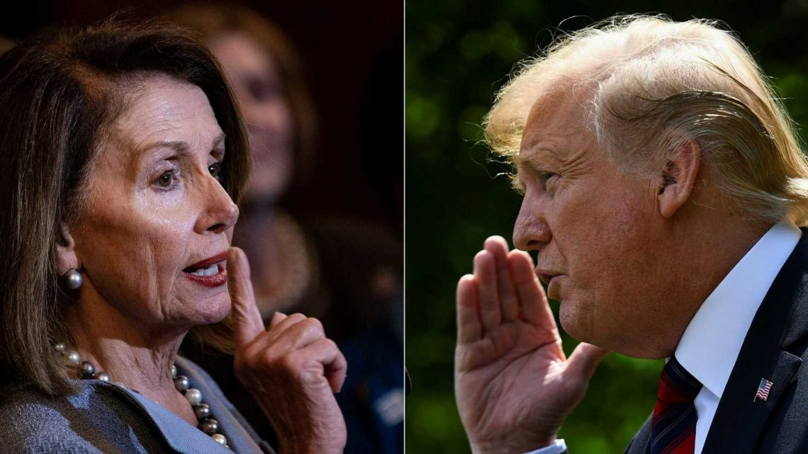 Pelosi says Trump giving Russians 'green light' to attack US elections