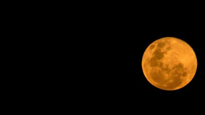 Look up! The 'Strawberry' moon will shine bright tonight!