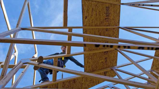 It's green shoots for the housing market, home builders say