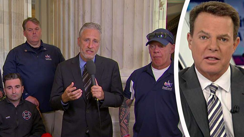 Jon Stewart blasts Congress over 9/11 funding hearing: 'Drove me nuts' there were empty seats
