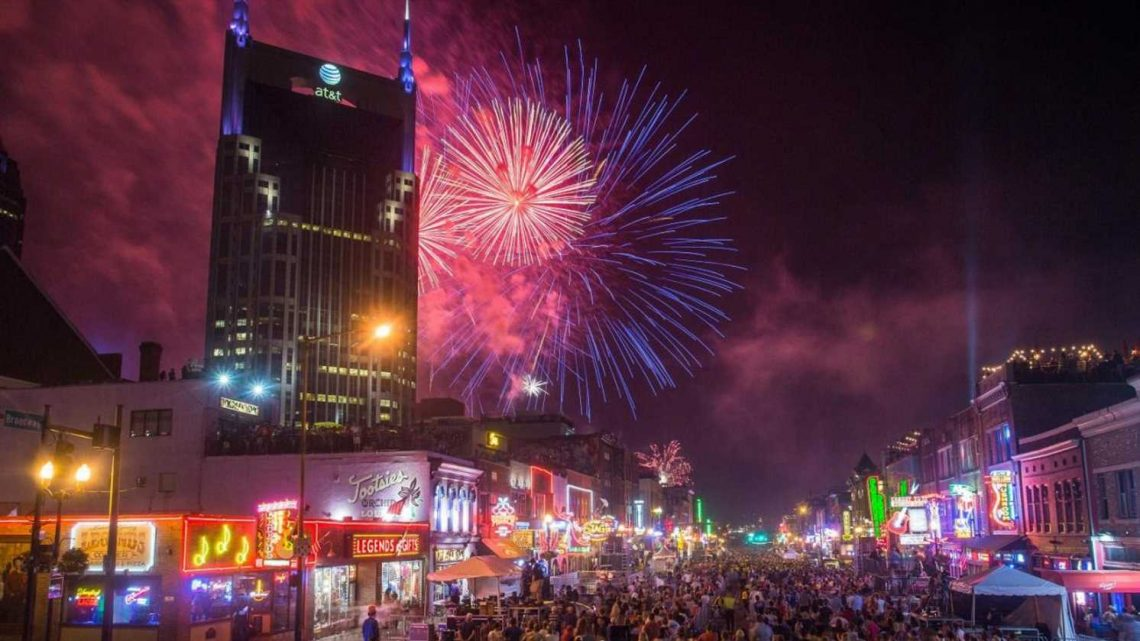 Make this 4th of July the most memorable by celebrating in Music City!