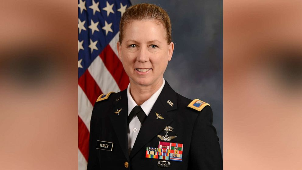 General to make history as Army's 1st female infantry division commander