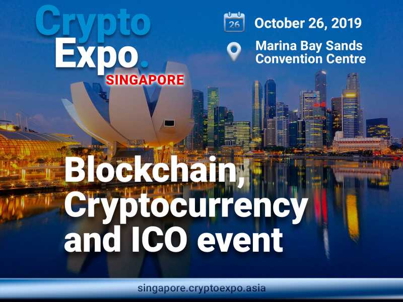 The Outstanding Financial Event: Crypto Expo Singapore -2019