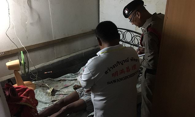 Man electrocuted while sleeping next to charging phone in Thailand