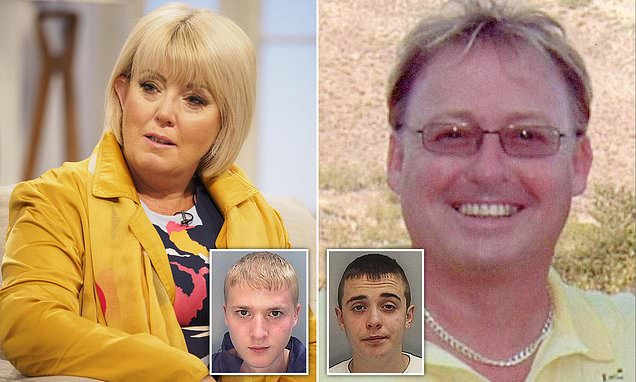 Thugs jailed for life after killing father could be free in months