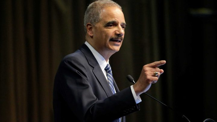 Eric Holder On Census Case: 'We Kicked Their Asses'