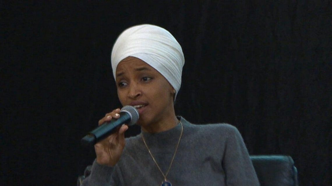 Ilhan Omar Shuts Down Constant Calls For Muslims To Condemn Things