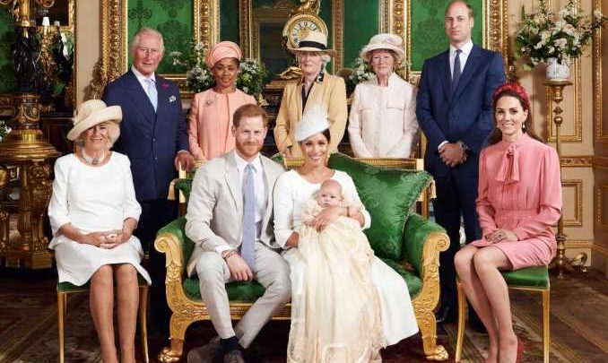 Baby Archie makes first appearance in the official royal diary — but Meghan and Harry hide godparents' names – The Sun