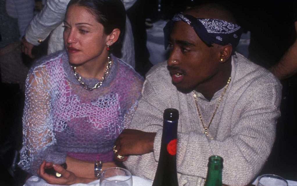 Madonna's break-up letter from Tupac when he dumped her 'for being white' expected to sell for more than £200,000 at auction